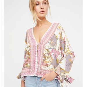 Free people if you can top